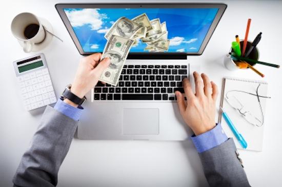 perniagaan internet
