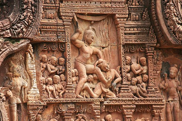 Banteay Srei - ohduit.com